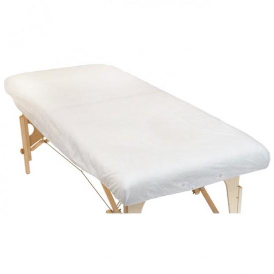 Cearceaf pat PPSB 90x225cm cu elastic la colturi